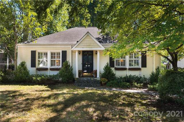 211 Brandywine Road, Charlotte, NC 28209 (#3789737) :: Homes Charlotte