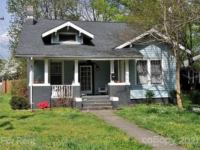 1201 E 35th Street, Charlotte, NC 28205 (#3789745) :: Homes Charlotte