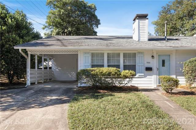 1200 Lattimore Street, Charlotte, NC 28203 (#3789749) :: The Zahn Group