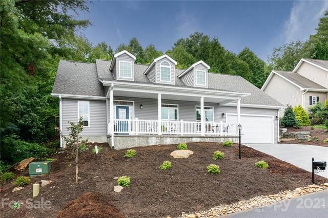 95 Cold Stream Way, Hendersonville, NC 28791 (#3789755) :: Homes with Keeley | RE/MAX Executive