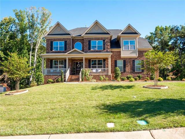 11305 Three Sisters Lane, Mint Hill, NC 28227 (#3789767) :: Home and Key Realty