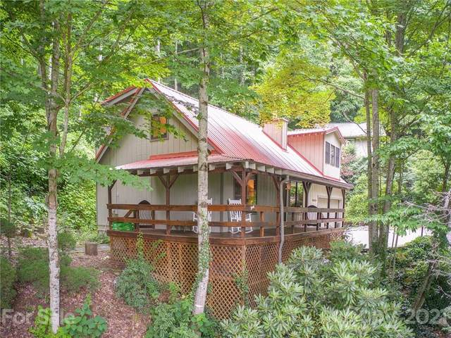 181 Old Still Road, Maggie Valley, NC 28751 (#3789825) :: The Mitchell Team