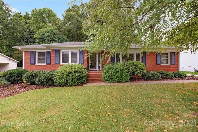 5014 Wedgewood Drive, Charlotte, NC 28210 (#3789866) :: Carver Pressley, REALTORS®