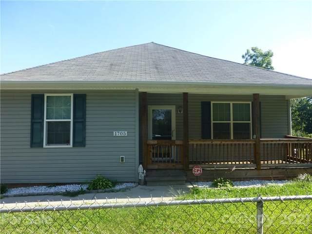 1705 Parkdale Avenue, Gastonia, NC 28052 (#3789924) :: Rhonda Wood Realty Group