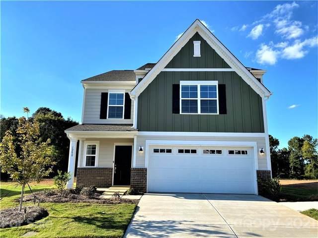 1200 Barcliff Drive #4, Monroe, NC 28110 (#3790015) :: Briggs American Homes