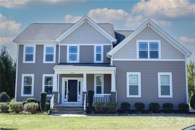 1101 Hawker Road, Matthews, NC 28104 (#3790025) :: Scarlett Property Group