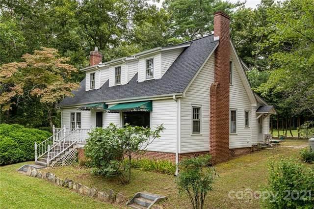 2853 Chimney Rock Road, Hendersonville, NC 28792 (#3790098) :: www.debrasellscarolinas.com