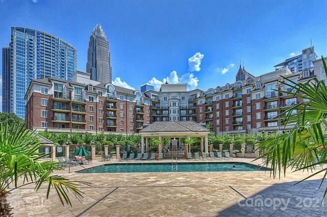 300 W 5th Street #439, Charlotte, NC 28202 (#3790124) :: Carver Pressley, REALTORS®