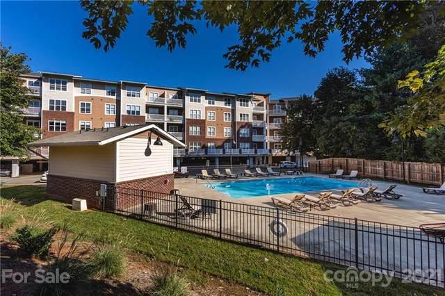 1000 E Woodlawn Road #308, Charlotte, NC 28209 (#3790128) :: High Performance Real Estate Advisors