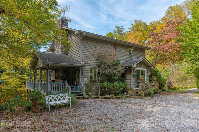 371 Horse Fork Road, Clyde, NC 28721 (#3790152) :: Lake Wylie Realty