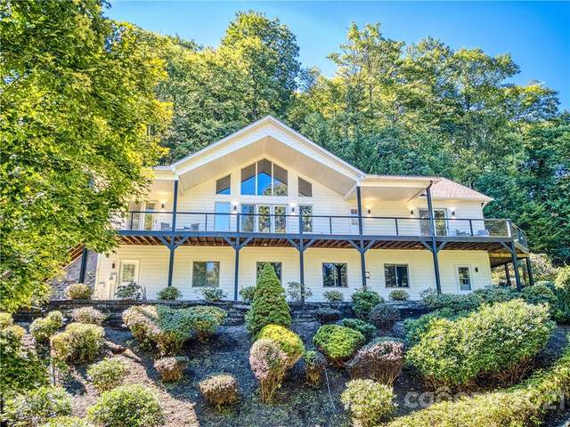 1591 Chestnut Flats Lane, Waynesville, NC 28786 (#3790171) :: Home and Key Realty