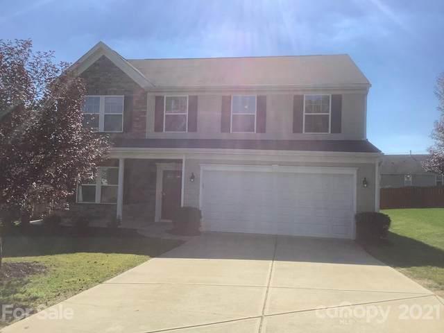 4114 Oconnell Street, Indian Trail, NC 28079 (#3790176) :: Johnson Property Group - Keller Williams