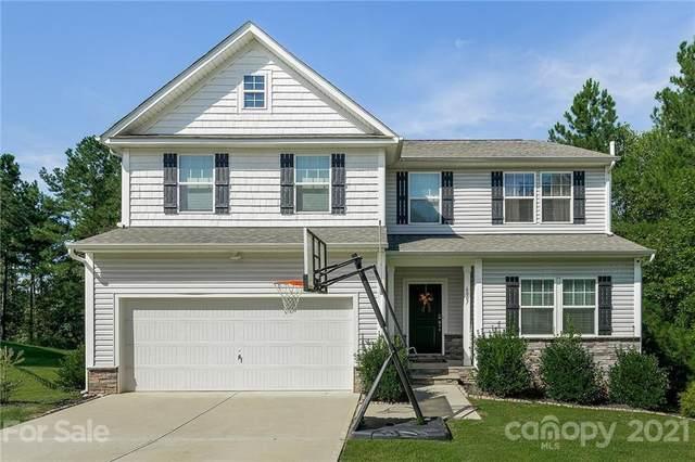 6007 Hawk View Road, Waxhaw, NC 28173 (#3790270) :: Homes Charlotte