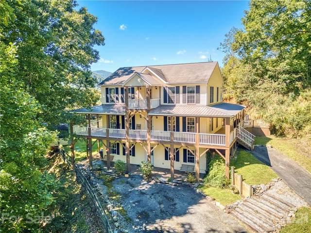 149 Weathering Heights, Waynesville, NC 28785 (#3790296) :: Johnson Property Group - Keller Williams