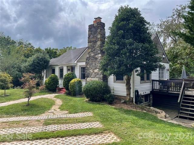 10 Hampshire Circle, Asheville, NC 28804 (#3790311) :: Carver Pressley, REALTORS®