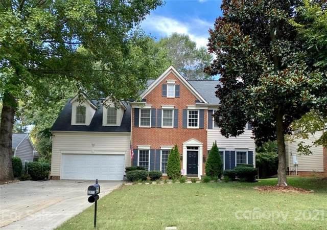 8833 Oakham Street, Huntersville, NC 28078 (#3790315) :: Cloninger Properties