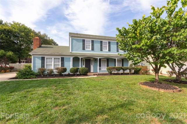 5428 Dowgate Drive, Charlotte, NC 28208 (#3790364) :: Cloninger Properties