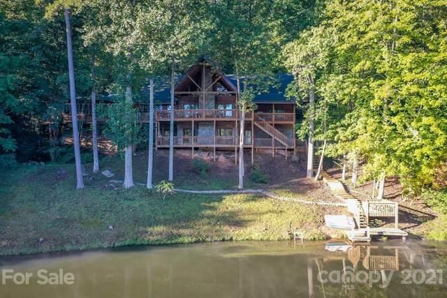 446 Rainbow Circle, Lake Lure, NC 28746 (#3790381) :: Homes Charlotte