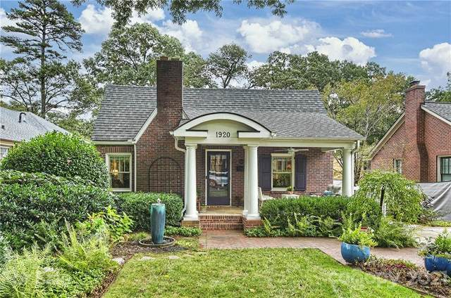 1920 Winter Street, Charlotte, NC 28205 (#3790399) :: Homes Charlotte