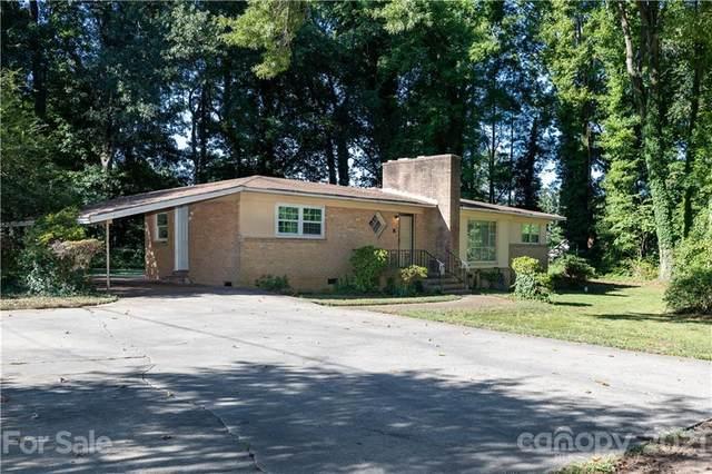 1635 W Main Street, Rock Hill, SC 29732 (#3790439) :: Johnson Property Group - Keller Williams