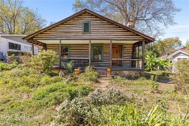 42 Oakwood Street, Asheville, NC 28806 (#3790446) :: Modern Mountain Real Estate