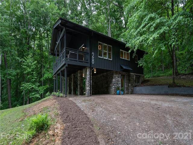 28 Maple Drive, Maggie Valley, NC 28751 (#3790529) :: Mossy Oak Properties Land and Luxury