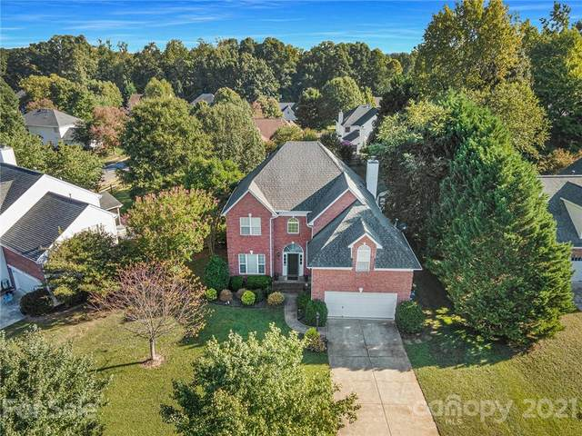 1515 Ivy Bluff Way, Matthews, NC 28105 (#3790707) :: Briggs American Homes