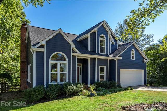 12423 Leaning Oaks Court, Huntersville, NC 28078 (#3790715) :: Briggs American Homes