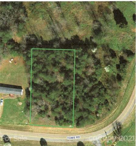 3570 Toms Road, Claremont, NC 28610 (#3790798) :: High Performance Real Estate Advisors