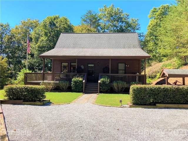 131 Spicebush Lane, Rutherfordton, NC 28139 (#3790841) :: Briggs American Homes