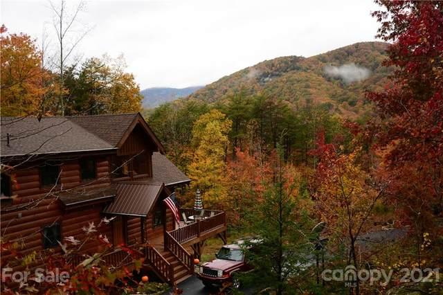 399 Davids Drive, Lake Lure, NC 28746 (#3790853) :: Modern Mountain Real Estate