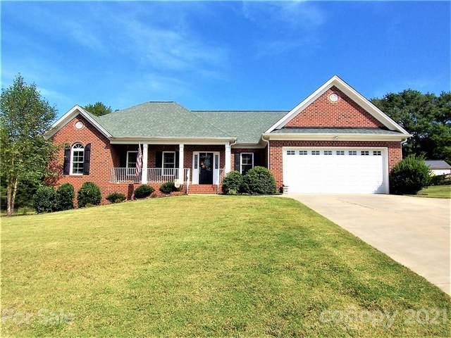 832 Rhodann Drive, Shelby, NC 28152 (#3790855) :: Briggs American Homes