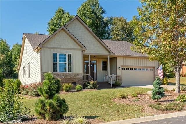 91 Triple Fairways Drive, Hendersonville, NC 28739 (#3790875) :: Johnson Property Group - Keller Williams