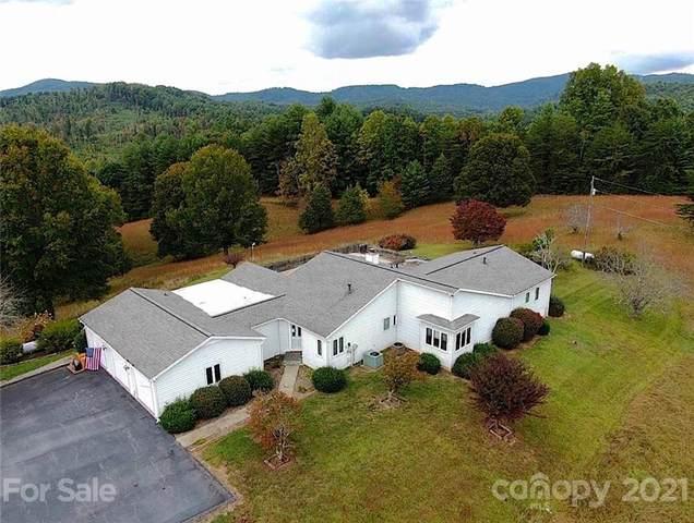 1267 Cedar Valley Church Road, Lenoir, NC 28645 (#3790879) :: LePage Johnson Realty Group, LLC