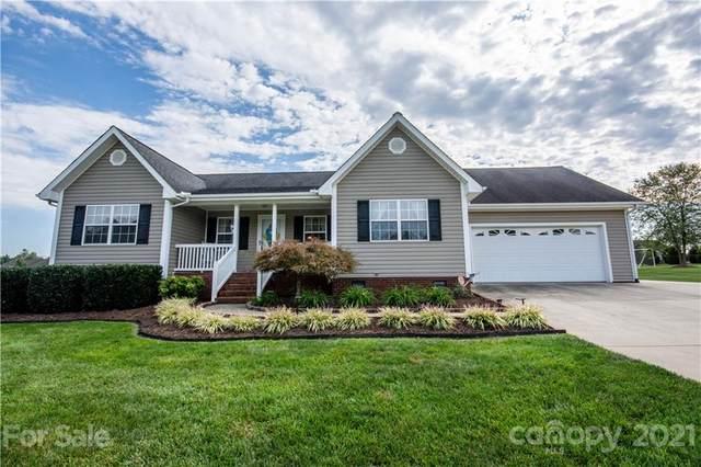 117 Chimney Ridge Lane, Statesville, NC 28625 (#3790893) :: Ann Rudd Group