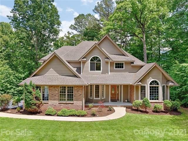 104 Black Hawk Ridge, Weaverville, NC 28787 (#3790923) :: High Vistas Realty