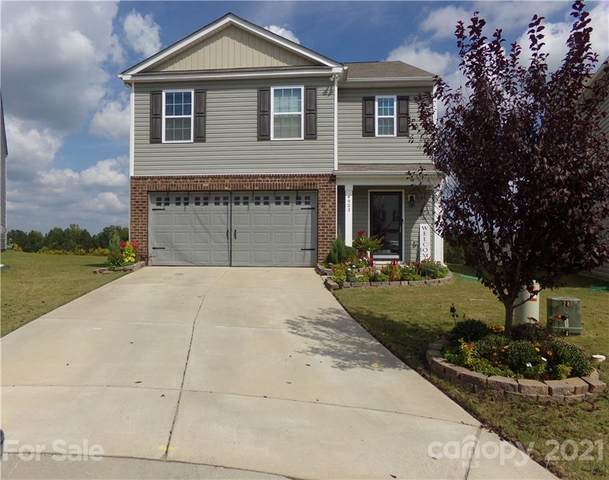 4022 Bethesda Place, Concord, NC 28025 (#3790940) :: Besecker & Maynard Group