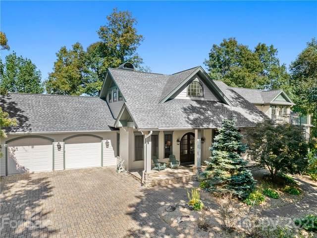 124 Panther Mountain Road, Zirconia, NC 28790 (#3791020) :: Modern Mountain Real Estate