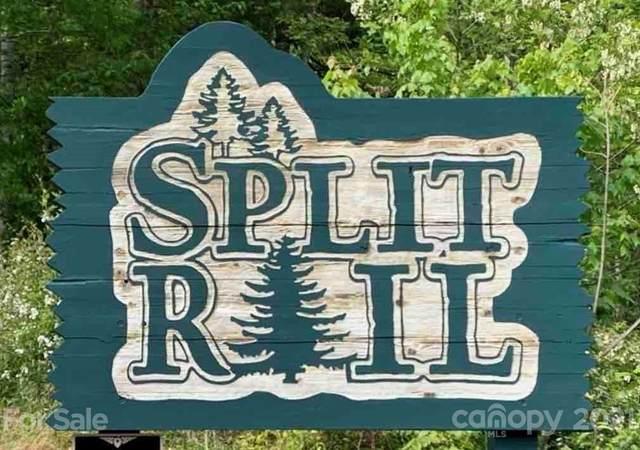 Lot 4 W Splitrail Drive #4, Hendersonville, NC 28792 (#3791035) :: Mossy Oak Properties Land and Luxury