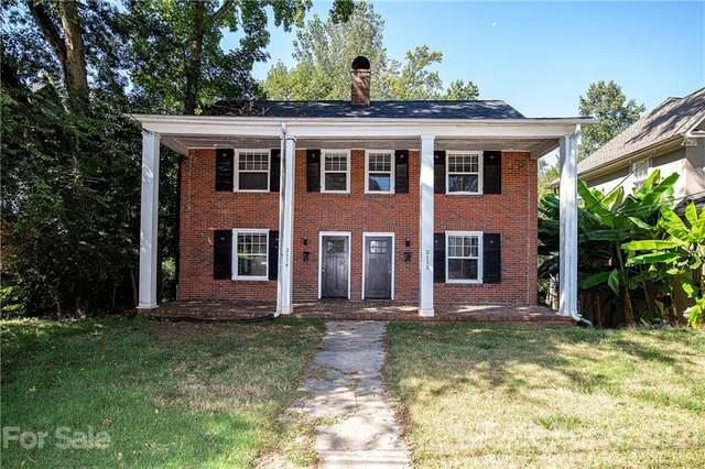 2112 Kirkwood Avenue, Charlotte, NC 28203 (#3791100) :: The Zahn Group