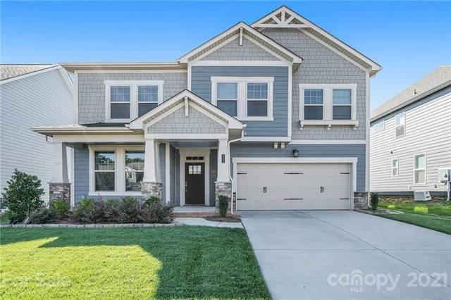 4221 Twenty Grand Drive, Indian Trail, NC 28079 (#3791132) :: Carlyle Properties