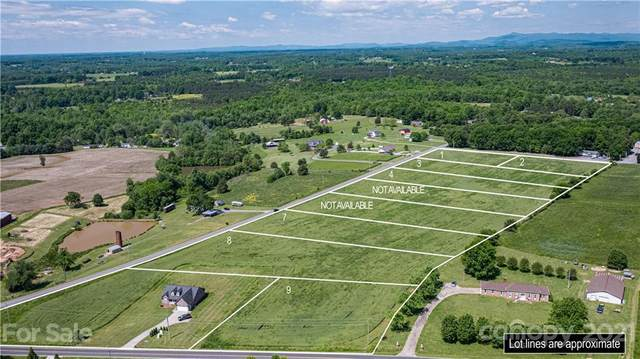 Lot 4 Reepsville Road, Vale, NC 28168 (#3791135) :: BluAxis Realty