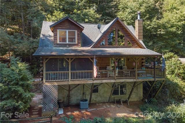 116 Billy Bob Trail, Waynesville, NC 28785 (#3791157) :: BluAxis Realty