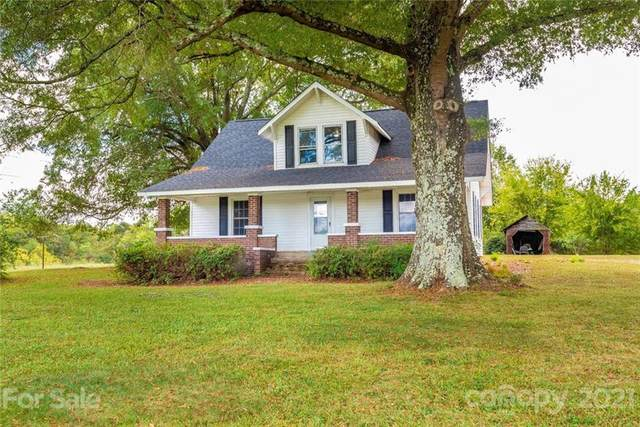 2595 Rocky Ford Road, Newton, NC 28658 (#3791231) :: LePage Johnson Realty Group, LLC