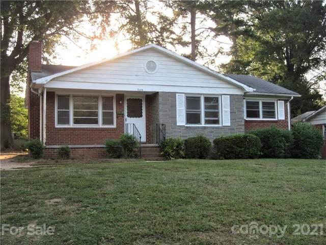 2414 Heywood Avenue, Charlotte, NC 28208 (#3791292) :: Homes Charlotte