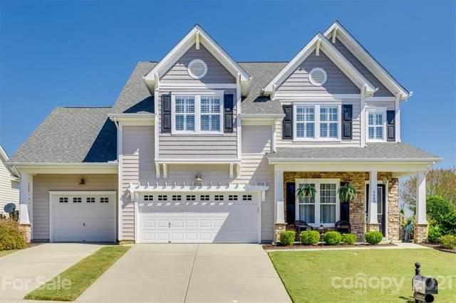 4489 Triumph Drive, Concord, NC 28027 (#3791322) :: Briggs American Homes