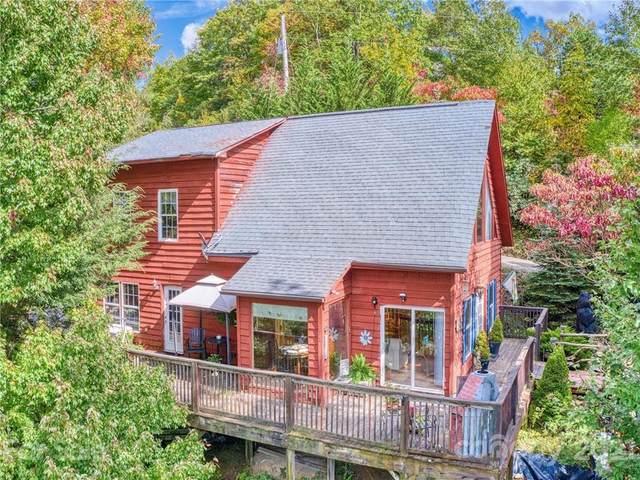 1616 Plott Balsam Road, Maggie Valley, NC 28751 (#3791329) :: High Vistas Realty