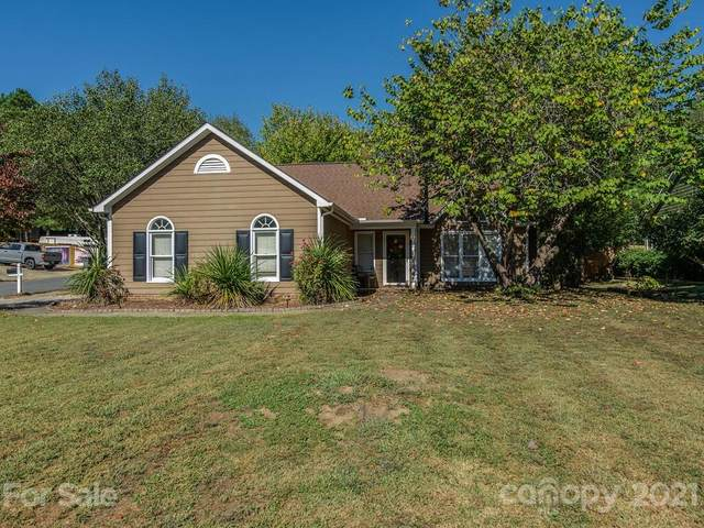 7705 Trotter Road, Charlotte, NC 28216 (#3791338) :: The Zahn Group