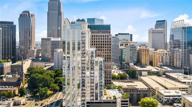 333 W Trade Street #1706, Charlotte, NC 28202 (#3791392) :: LePage Johnson Realty Group, LLC