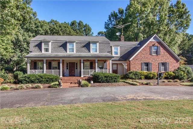 146 Chantilly Lane, Statesville, NC 28625 (#3791412) :: Briggs American Homes